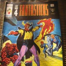 Comics : LOS 4 FANTASTICOS V.3 Nº 16. EL TEMIDO DIABLO. EDICIONES VERTICE 1977.. Lote 34503393