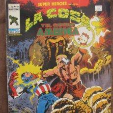 Cómics: SUPER HEROES. LA COSA Y EL CAPITÁN AMERICA. VOL 2. Nº 104.. Lote 34513850
