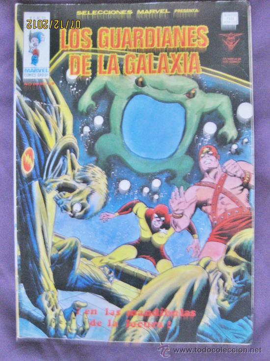 LOS GUARDIANES DE LA GALAXIA. V.1. Nº 33. EDICIONES VÉRTICE 1978. ( 40 PTS ) (Tebeos y Comics - Vértice - V.1)