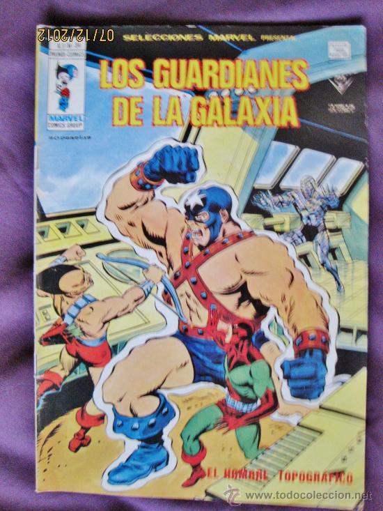 LOS GUARDIANES DE LA GALAXIA. V.1. Nº 34. EDICIONES VÉRTICE 1978. ( 40 PTS ) (Tebeos y Comics - Vértice - V.1)