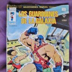 Cómics: LOS GUARDIANES DE LA GALAXIA. V.1. Nº 34. EDICIONES VÉRTICE 1978. ( 40 PTS ). Lote 34578532