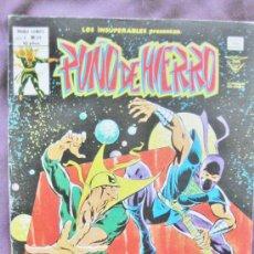 Cómics: PUÑO DE HIERRO. V.1. Nº 24. EDICIONES VÉRTICE 1979. ( 40 PTS ). Lote 34578726