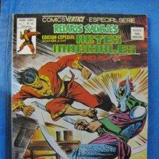 Cómics: RELATOS SALVAJES. EDICION ESPECIAL ARTES MARCIALES. V.1. Nº 48. EDICIONES VÉRTICE,1979. ( 50 PTS ).. Lote 34630829