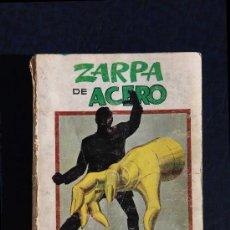 Cómics: ZARPA DE ACERO Nº 5 - TACO GORDO 288 PAG - EDICIONES VERTICE. Lote 34650301