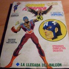 Cómics: CAPITAN AMERICA Nº 7 ( VERTICE TACO) (COIB10). Lote 34718281