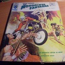 Cómics: EL MOTORISTA FANTASMA VOL. 2 V.2 Nº 3 (SUPER HEROES ORIGINAL VERTICE 30 PTAS) MUY DIFICIL (COIM21). Lote 34895905