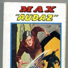 Cómics: MAX AUDAZ NUM 4. Lote 34826792