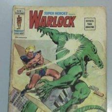 Cómics: SUPER HÉROES VOL.2 #16: WARLOCK DE VÉRTICE: 10 € ¡DIFÍCIL!. Lote 34856804
