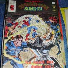 Cómics: - SPIDERMAN KUNG-FU VERTICE MUNDI COMICS SUPER HEROES VOL. 2 N.º 113 V. Lote 35074662