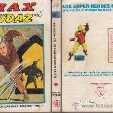Cómics: VÉRTICE V1 MAX AUDAZ 4 ESPECIAL. Lote 35205403