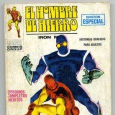 Cómics: EL HOMBRE DE HIERRO NUM 6 VOL 1. Lote 146196666