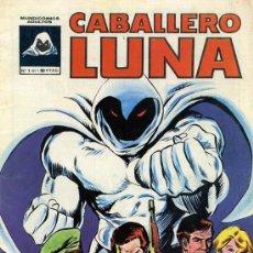 Cómics: CABALLERO LUNA [NUMEROS 1 Y 2]. Lote 35343892