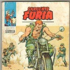 Cómics: SARGENTO FURIA TACO VOL 1 Nº 24 VERTICE. Lote 35606227