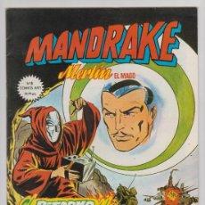 Cómics: MANDRAKE MERLIN EL MAGO Nº6 COMICS-ART VERTICE 1980. Lote 35615731