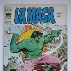 Cómics: LA MASA V.3 Nº 10. VERTICE. Lote 35695560