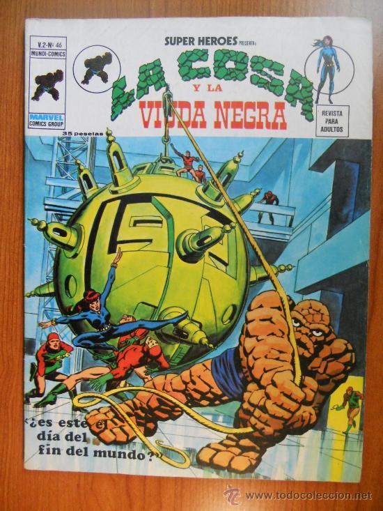 VÉRTICE SUPER HEROES V2 Nº46 (Tebeos y Comics - Vértice - Super Héroes)