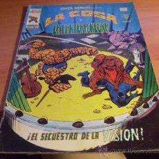 Cómics: LA COSA Y LA PANTERA NEGRA V2 Nº 102 SUPER HEROES (ED. VERTICE) (COIM25). Lote 155634053