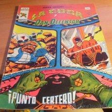 Cómics: LA COSA Y DAN DEFENSOR V2 Nº 101 SUPER HEROES (ED. VERTICE) (COIM25). Lote 155634494