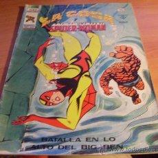 Cómics: LA COSA Y SPIDER-WOMAN V2 Nº 94 SUPER HEROES (ED. VERTICE) (COIM25). Lote 155634561