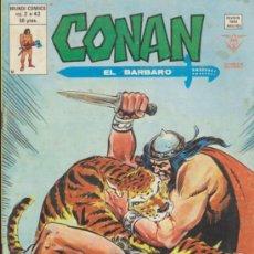 Cómics: CONAN VOL.2 Nº 42. VÉRTICE.. Lote 35845401