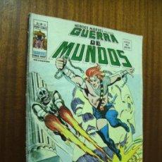 Comics: HÉROES MARVEL PRESENTA GUERRA DE MUNDOS / V. VOL. 2 Nº 22 / VÉRTICE. Lote 35907396