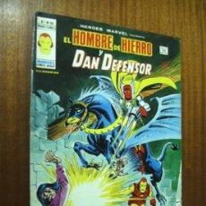 Comics: HÉROES MARVEL PRESENTA EL HOMBRE DE HIERRO Y DAN DEFENSOR / V. VOL. 2 Nº 52 / VÉRTICE. Lote 35908253