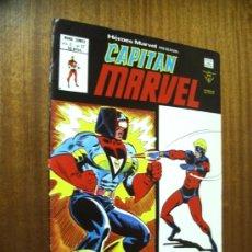 Comics: HÉROES MARVEL PRESENTA CAPITÁN MARVEL / V. VOL. 2 Nº 57 / VÉRTICE. Lote 35908548