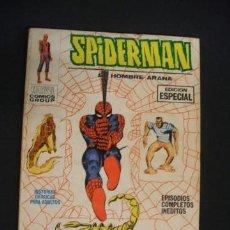 Cómics: SPIDERMAN - Nº 9 - CONTRA EL ESCORPION - VERTICE - . Lote 35908962