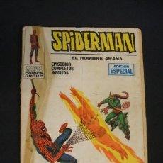 Cómics: SPIDERMAN - Nº 8 - CONTRA EL DUENDECILLO VERDE - VERTICE - . Lote 35909100