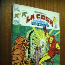 Cómics - SUPER HEROES LA COSA Y EL HOMBRE DE HIERRO / V. VOL. 2 Nº 47 / VÉRTICE - 35990935