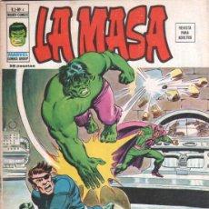 Cómics: LA MASA VOL 3 Nº 4 EDI. VERTICE 1974. Lote 36109804