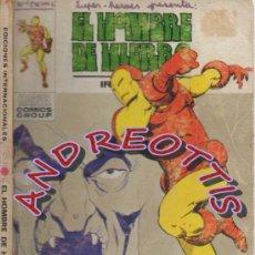 Cómics: EL HOMBRE DE HIERRO (IRON MAN), VERTICE VOLUMEN 1 N. 29 LA VENGANZA DE RASPUTIN. Lote 36128619