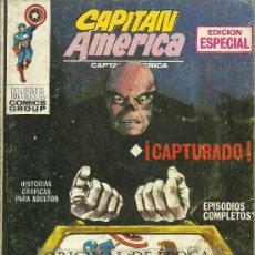 Cómics: (COM-301)COMIC VERTICE CAPITAN AMERICA Nº2 - 25 PTS.. Lote 36192799