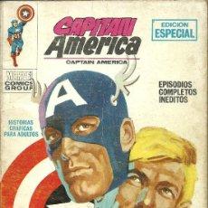 Cómics: (COM-305)COMIC VERTICE CAPITAN AMERICA Nº6 - 25 PTS.. Lote 36192885