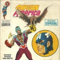 Cómics: (COM-306)COMIC VERTICE CAPITAN AMERICA Nº7 - 25 PTS.. Lote 36192904