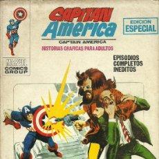 Cómics: (COM-307)COMIC VERTICE CAPITAN AMERICA Nº8 - 25 PTS.. Lote 36192922
