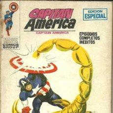Cómics: (COM-308)COMIC VERTICE CAPITAN AMERICA Nº9 - 25 PTS.. Lote 36192942