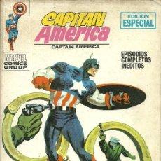 Cómics: (COM-309)COMIC VERTICE CAPITAN AMERICA Nº10 - 25 PTS.. Lote 36192960