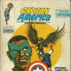 Cómics: (COM-310)COMIC VERTICE CAPITAN AMERICA Nº11 - 25 PTS.. Lote 36192976
