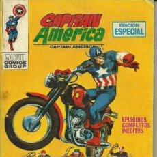 Cómics: (COM-311)COMIC VERTICE CAPITAN AMERICA Nº12 - 25 PTS.. Lote 36193003