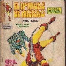 Cómics: EL HOMBRE DE HIERRO, IRON MAN, EDICIÓN ESPECIAL. Lote 36226631