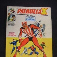 PATRULLA X - Nº 29 - GUERRA EN EL MUNDO INFERIOR - VERTICE -