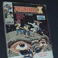 Cómics: PATRULLA X. VOL 21: COMPUTO Y LOS SEMIHOMBRES. EDICIONES VÉRTICE, 1972. . Lote 36260841