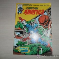 Cómics: CAPITAN AMERICA VOLUMEN 3 Nº 43 EL REGRESO DEL CAPITAN . EDICIONES VERTICE .. Lote 36266179