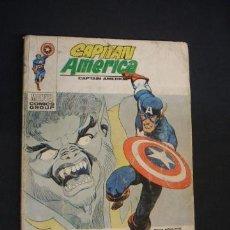 Cómics: CAPITAN AMERICA - Nº 32 - EL HALCON... LOBO HUMANO - VERTICE - . Lote 36267827