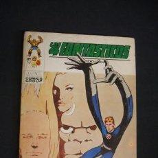 Cómics: LOS 4 FANTASTICOS - Nº 57 - EL SECRETO DE LOS ETERNOS - VERTICE - . Lote 36269666
