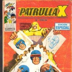 Cómics: PATRULLA X. X-MEN. EL FIN DE LA PATRULLA X. Nº 20. VÉRTICE. MARVEL. 1ª EDICIÓN 1969.. Lote 36288744