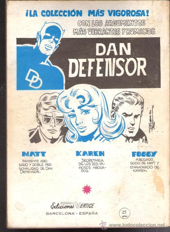 Cómics: Patrulla X. X-Men. El fin de la patrulla X. Nº 20. Vértice. Marvel. 1ª edición 1969. - Foto 2 - 36288744