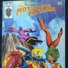 Cómics: EL MOTORISTA FANTASMA Nº 118 . Lote 36371747