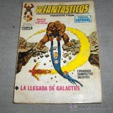Comics : VÉRTICE VOL. 1 LOS 4 FANTÁSTICOS Nº 23. 25 PTS. 1971.. Lote 36380233